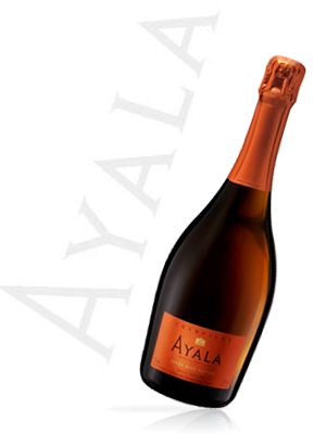 Champagne Ayala Rosé Nature