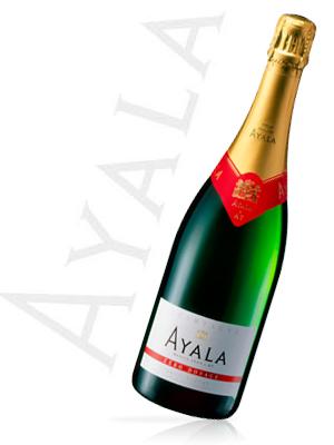 Champagne Ayala Brut Zero Dosage