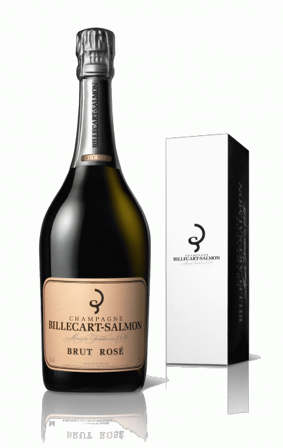 Champagne Billecart Salmon Rosé Magnum et Jeroboam
