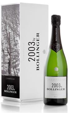 Champagne Bollinger 2003 by Bollinger