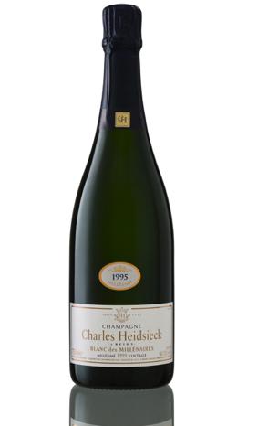 Champagne Charles Heidsieck Blanc de Millénaires 1995