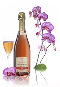 Champagne de Telmont Rosé