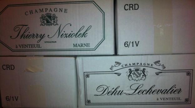 Champagne Dehu Lechevalier / Thierry Niziolek