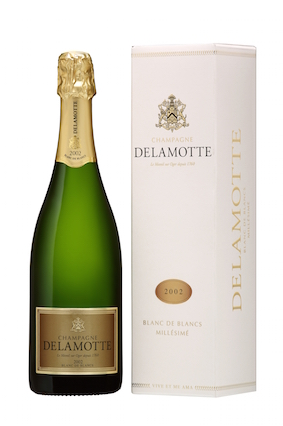 Champagne Delamotte Blanc de Blancs 1999
