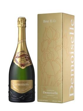 Champagne Demoiselle Brut Tête de Cuvée
