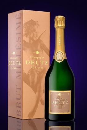 Champagne Deutz Brut Millésime