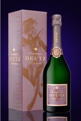Champagne Deutz Rosé Millésimé