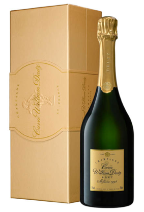 Champagne William Deutz millésimé