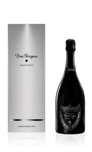 Champagne Dom-Perignon Oentothèque 1995