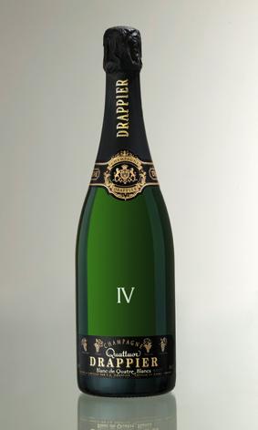 Champagne Drappier Quattuor Blanc de 4 Blancs