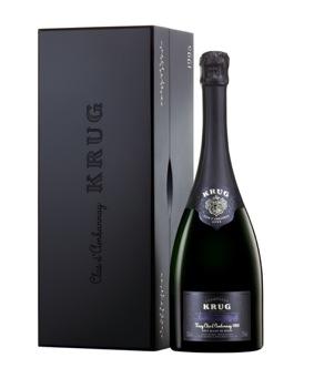 Champagne Krug Clos d'Ambonnay