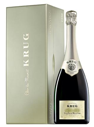 Champagne Krug Clos du Mesnil