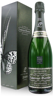 Champagne Laurent-Perrier Brut 2000