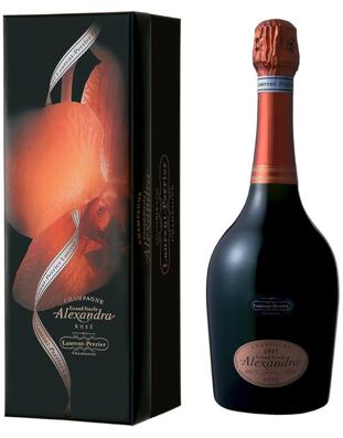 Champagne Laurent-Perrier Cuvée Alexandra