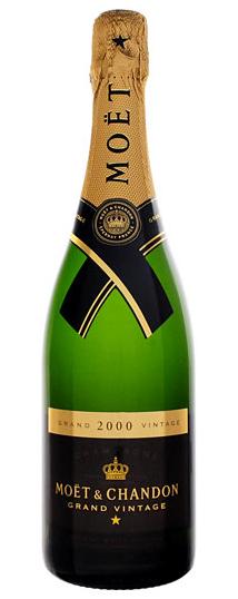 Champagne Moet et Chandon Brut Vintage 2000