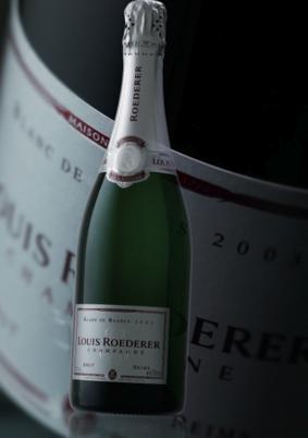 Champagne Roederer Blanc de Blancs 2003