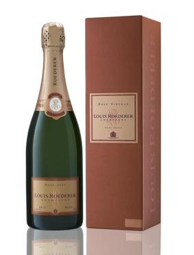 Champagne Roederer Rosé Millésimé 2005