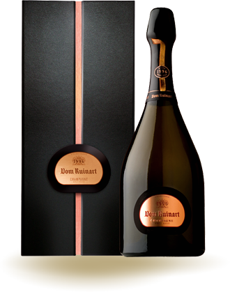 Champagne Ruinart Dom Ruinart Rosé 1996