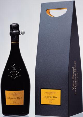 Champagne Veuve Clicquot Grande Dame