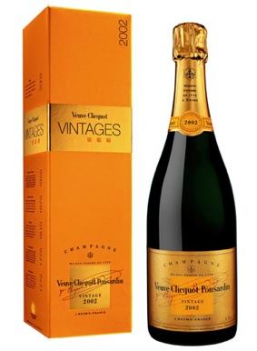 Champagne Veuve Clicquot Vintage