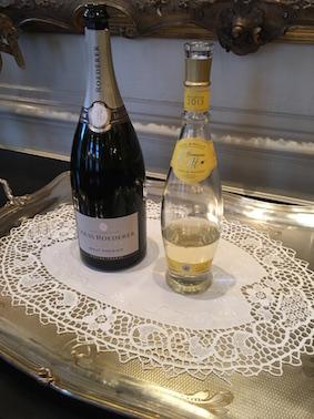 Apéritif champagne Roederer brut premier