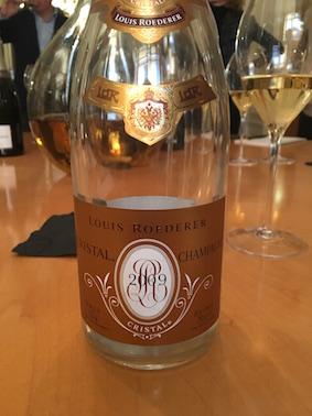 champagne cristal roederer brut 2009