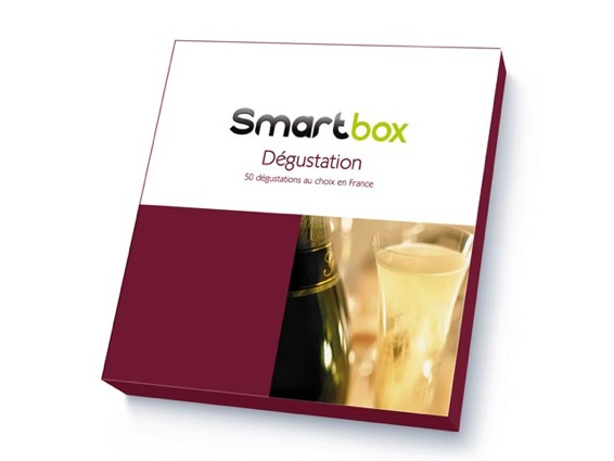 Dégustation Vin de Champagne Smartbox