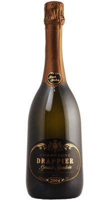 Champagne drappier millesime exception 2010