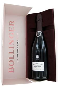 Champagne Bollinger Grande Année Rosée 2002
