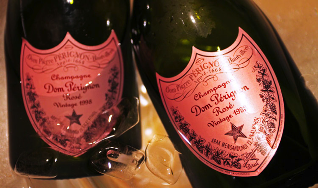 champagne ruinart cristal