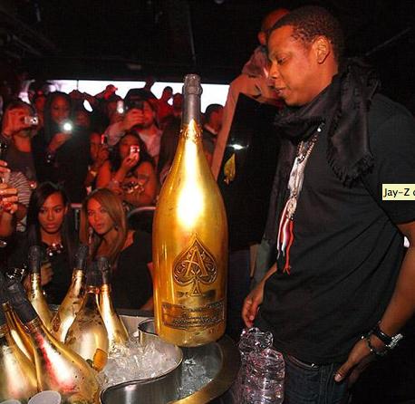 Jay Z | CHAMPAGNE PARIS