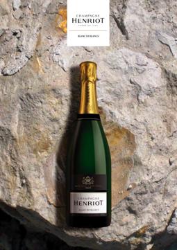 Champagne Henriot Blanc de Blancs Souverain