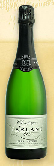 champagne tarlant brut zero