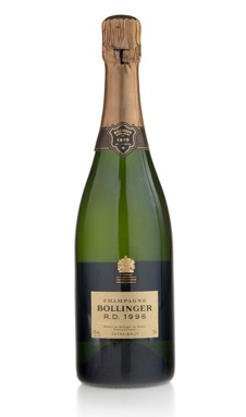 Bouteille Champagne Bollinger RD