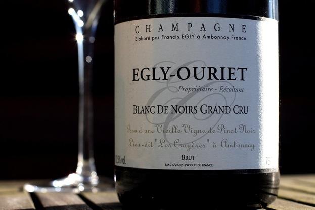 champagne noir de blanc