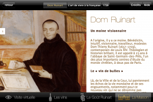 Dom Thierry Ruinart