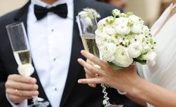 champagne ruinart mariage