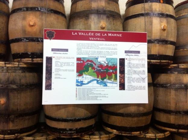 Pinots Meuniers de Venteuil élevés en cuve
