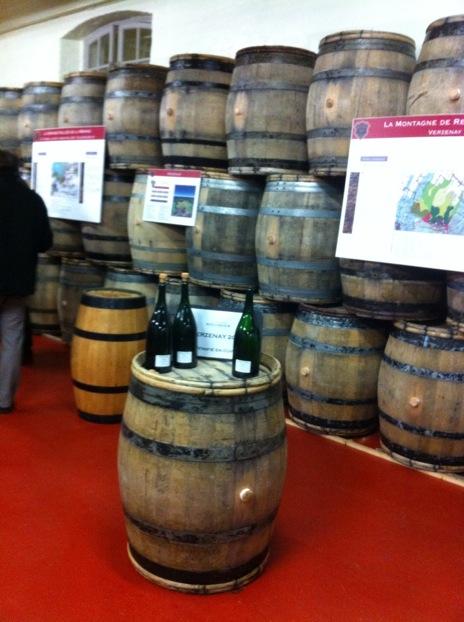 Pinots Noirs de Verzenay élévés en cuve
