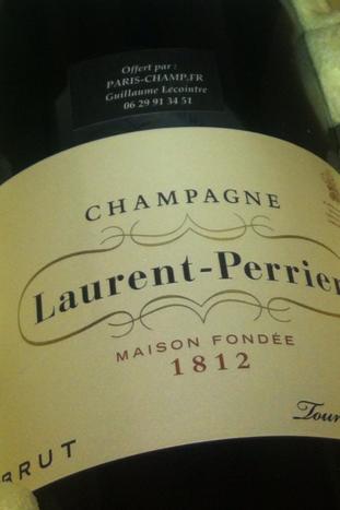 Jeroboam Champagne Laurent-Perrier Brut