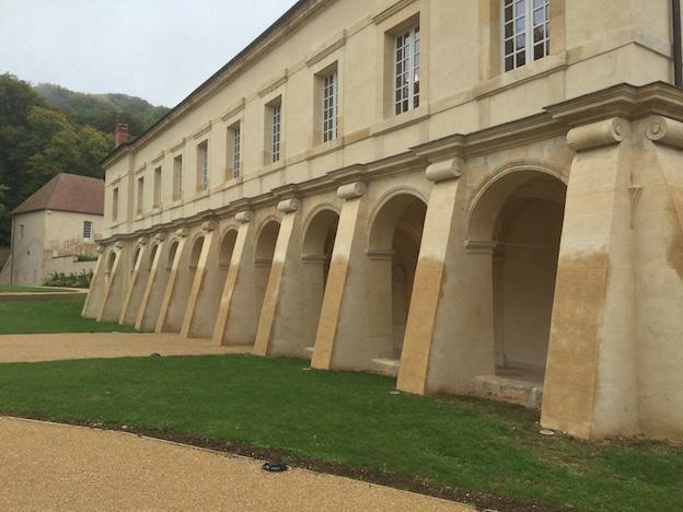 Ancienne Bibliothèque de Dom-Perignon où s'est déroulée la dégustation