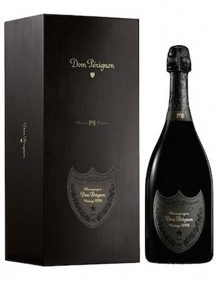 Champagne Dom-Perignon Plénitude 2 (P2) 1998