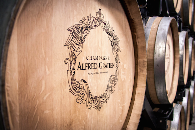 Maison vigneronne de champagne Alfred Gratien