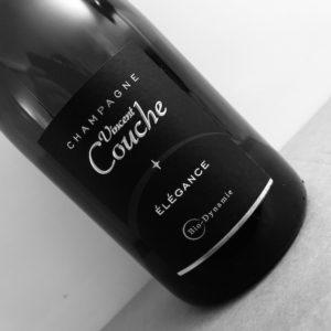 Champagne Vincent Couche brut élégance