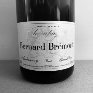 champagne bernard bremont ambonnay brut grand cru