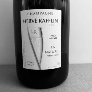 champagne herve rafflin nature'l pinot meunier