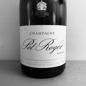 champagne pol-roger brut réserve