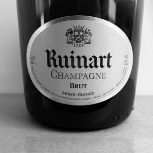 champagne ruinart brut r